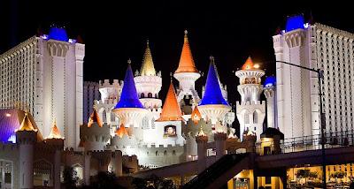 Hotel Excalibur - Las Vegas- que visitar
