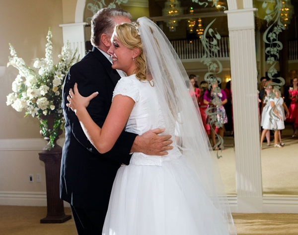 Top Father Daughter Wedding Dance Songs 2013 List