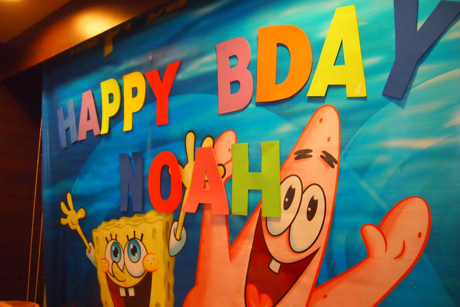 Spongebob party giveaways philippines