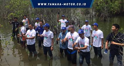 Yamaha Sukses Adakan Jambore Nasional Yamaha Riders Federation Indonesia (YRFI)