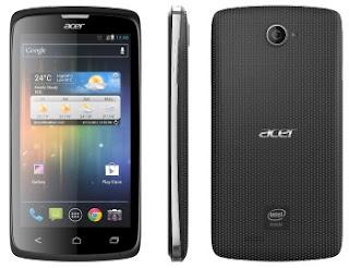 Acer Liquid C1 HP Android Intel Atom harga dibawah 2 juta
