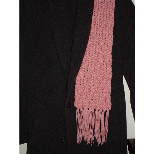 The Knifty Knitter: Knifty Knitter Scarf Photos and Links to Instructions