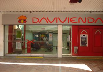 oficinas davivienda cali cosmocentro homecenter imbanaco