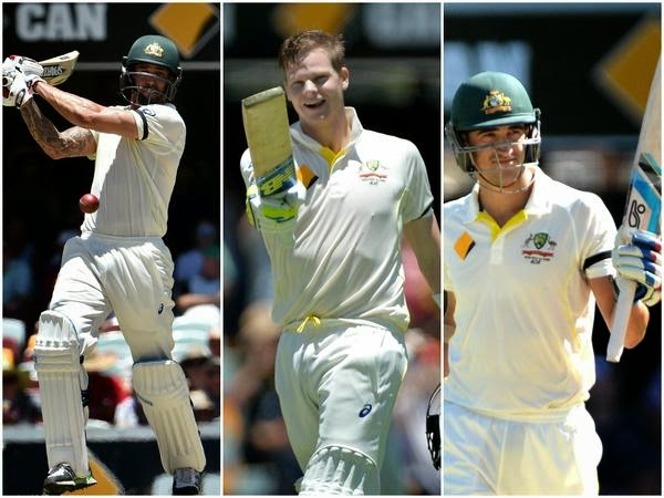 Steven-Smith-Mitchell-Johnson-Mitchell-Starc-Australia-vs-India-2nd-Test-Day3-Brisbane