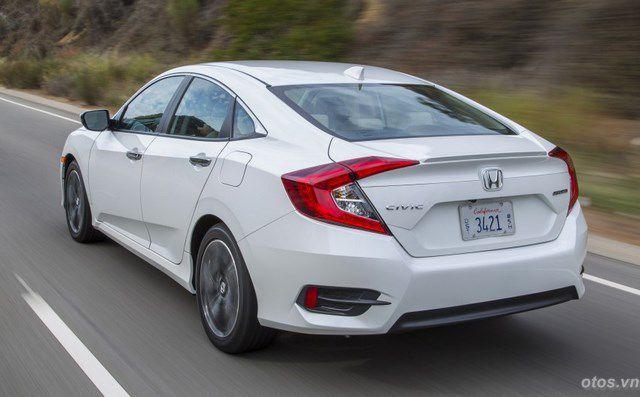 Xe Honda Civic 1.5 sẽ có hộp số sàn 6 cấp