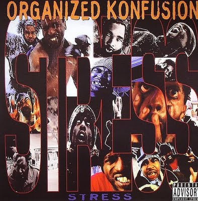 Organized Konfusion – Stress (VLS) (1994) (320 kbps)