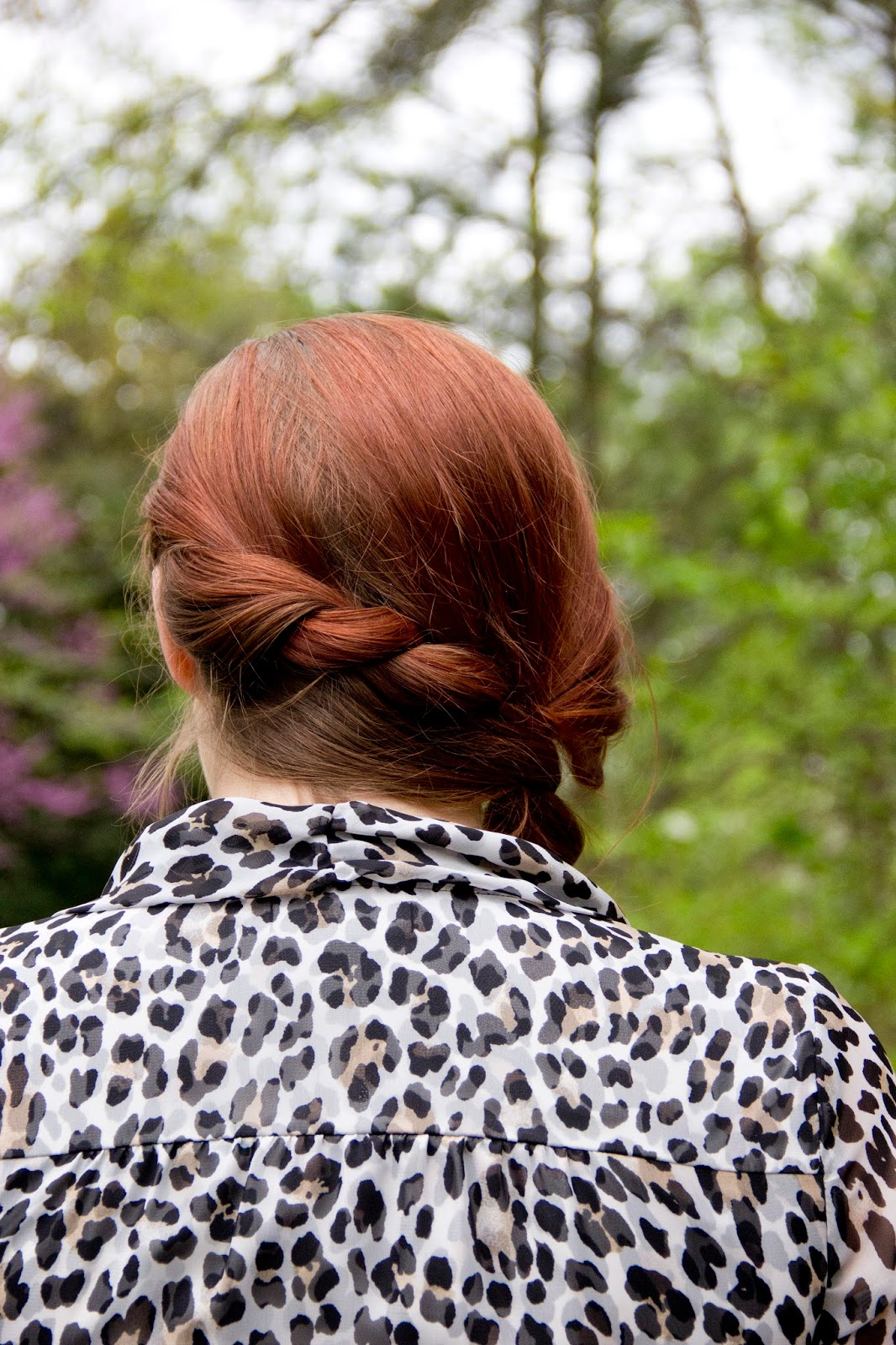 Hair Tutorial: Preventing the Side Braid Droop