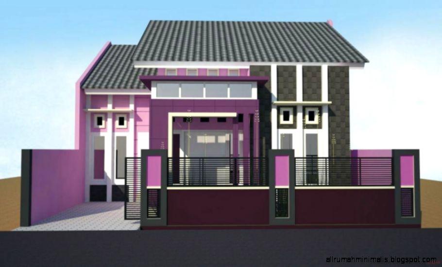 Rumah Modern Cantik  Inspirasi Desain Rumah Modern