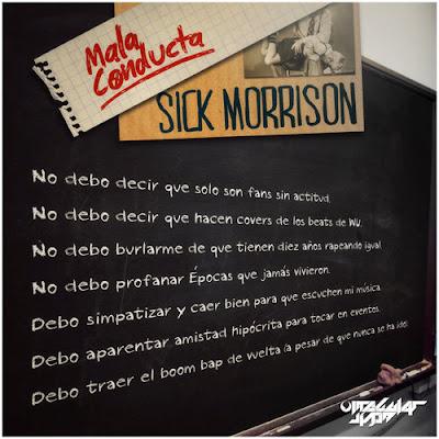 Sick Morrison - Mala Conducta [2011]