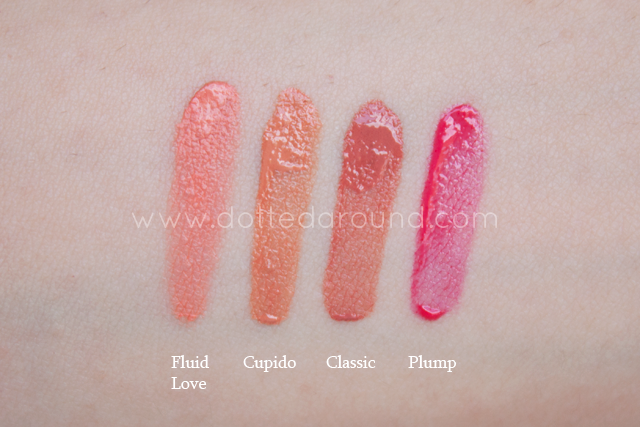 Nabla blush swatch liquid tech