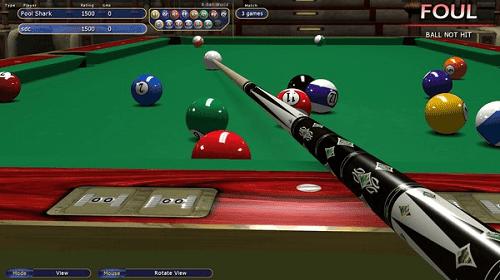 Download Game Billiard : Virtual Poll 4 PC Full Version 3