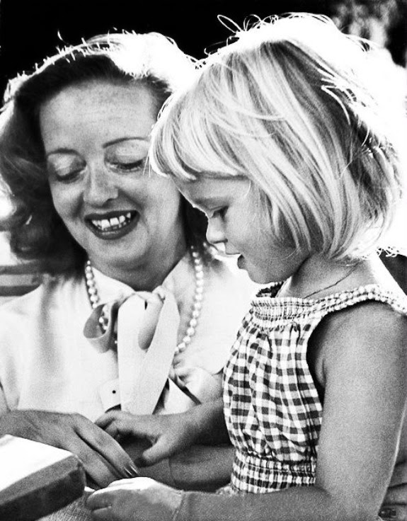 Stars And Letters Bette Davis Letter To Her Daughter