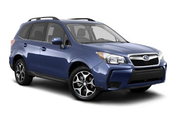 2014 Subaru Forester SUV Review & Release Date