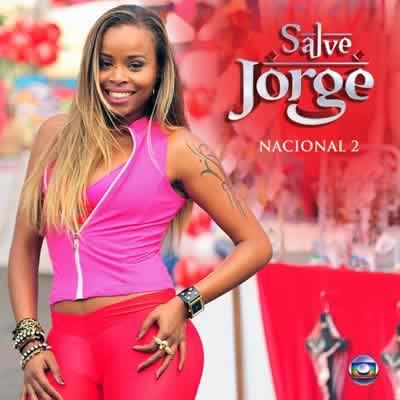 salve jorge nacional 2 Trilha Sonora Salve Jorge Nacional Volume 2