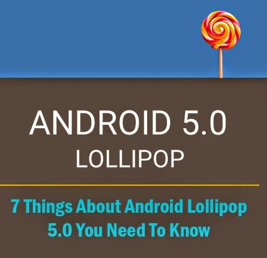 Android 5.0 Lollipop security: Apa Yang Baru Dan Perlu Diketahui