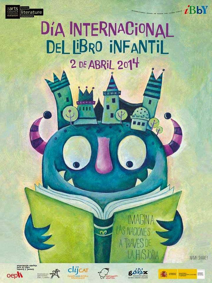 DÍA INTERNACIONAL DEL LIBRO INFANTIL 2014