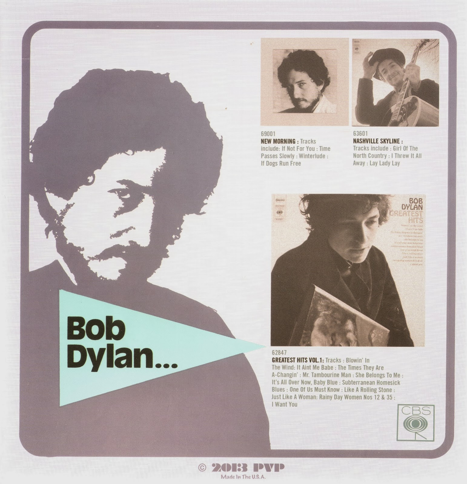 Bob Dylan Another Self Portrait Deluxe BlogRoddus: Another Se...