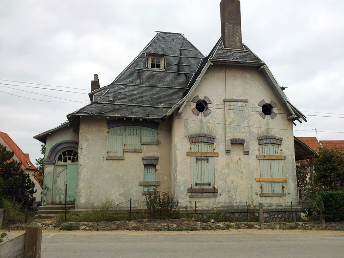 Gras van jonker mijn droomhuis in frankrijk aan zee - Huis verlenging oud huis ...