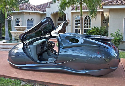 Extra Terrestrial Vehicle, ETV dengan harga RM375,000, kereta terkini yang menarik, futuristic car,