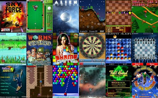 online cell phone games