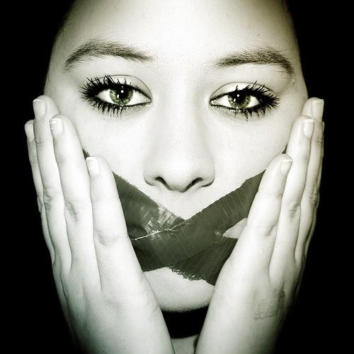 Freedom Of Speech - Magazine cover