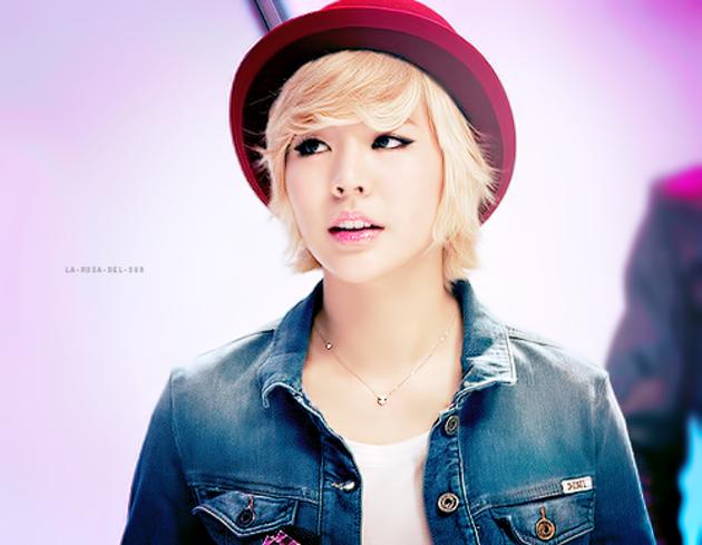 SNSD Girls' Generation Sunny