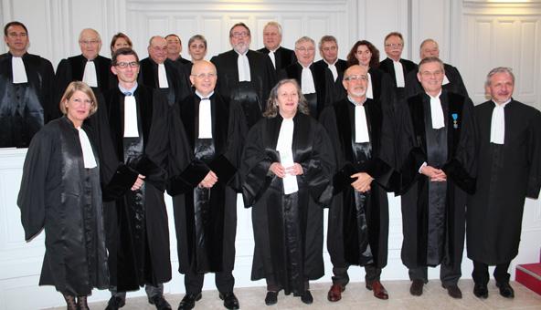 Magistrats et autres agents publics habilits service