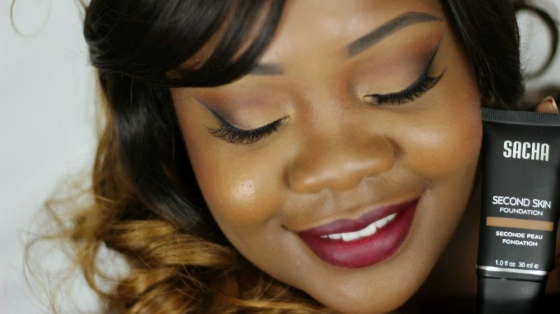 ... : Swatches-Review-Products from SACHA COSMETICS (exotic skintones