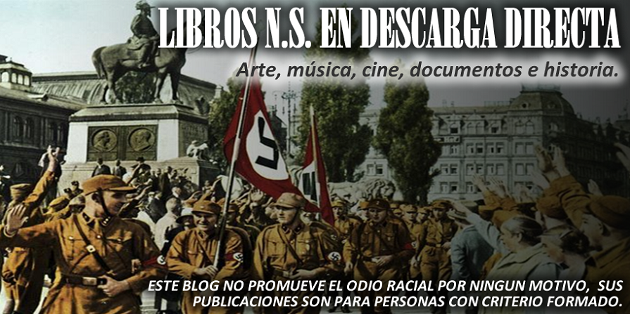 Libros Nacionalsocialistas en descarga directa