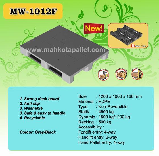 pallet plastik MW-1012F