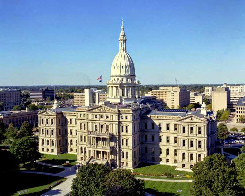 Michigan conhecendo o estado dos Grandes Lagos