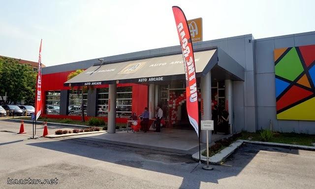 Auto Arcade Petaling Jaya