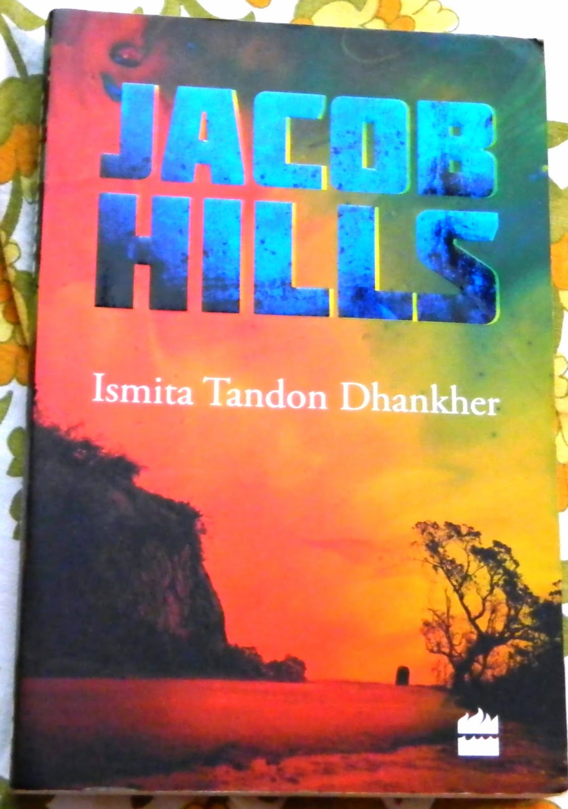 Jacob Hills by Ismita Tandon Dhankher cover