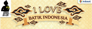 I Love batik indonesia