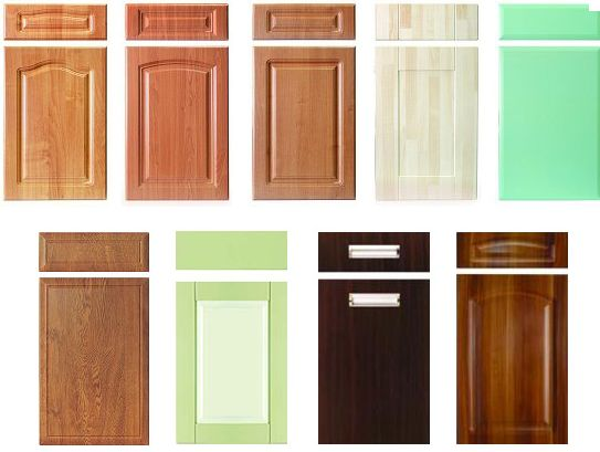 Kitchen cabinet replacement doors cabinets and vanities for Kitchen cabinets doors
