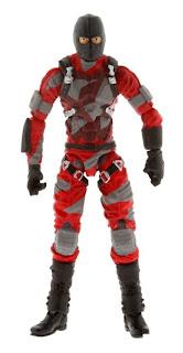 Hasbro GI Joe Retaliation Cobra Alley Viper figure