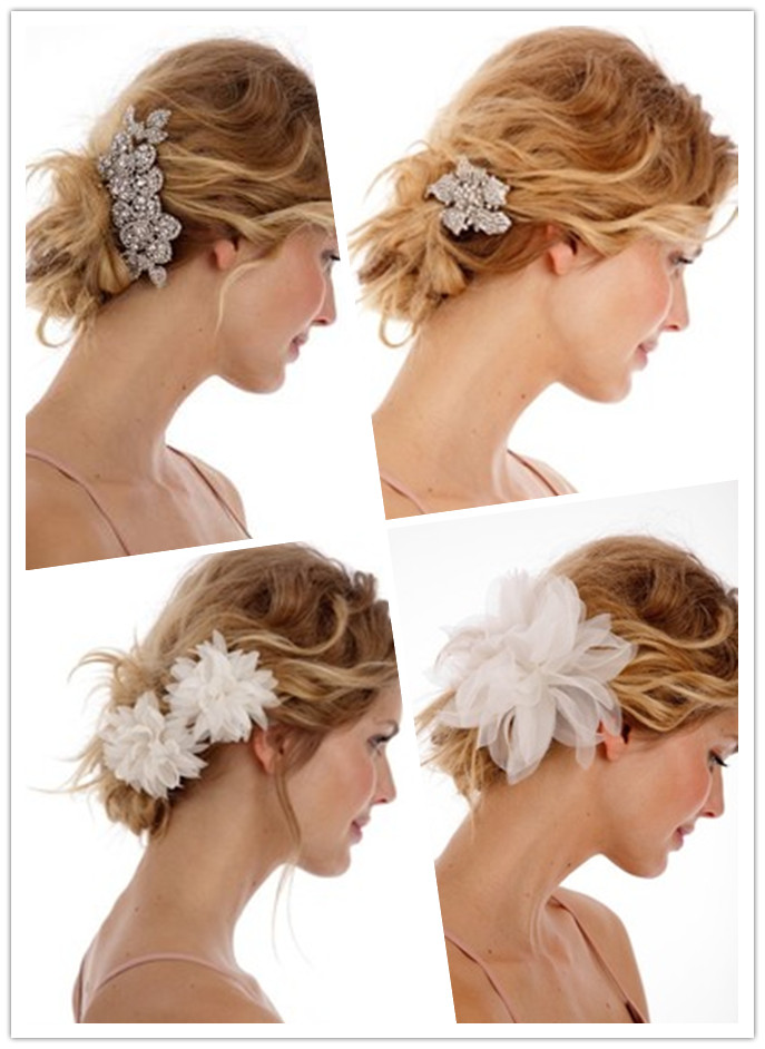Wedding Blog: Wedding Hair Accessories Ideas