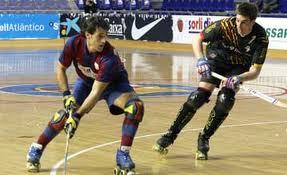 HOCKEY PATINES-El Oviedo sube a primera gracias al Tenerife