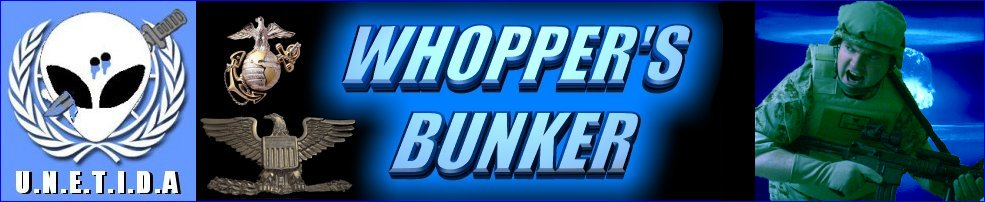 Whopper&#39;s Bunker