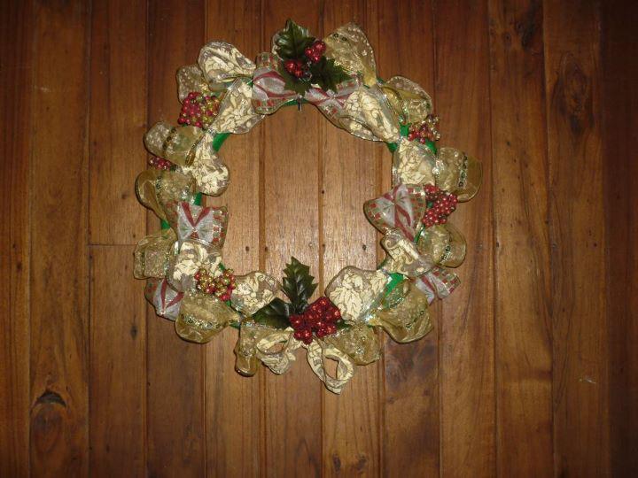 Manualidades gaudy cubero ideas para decoraciones - Ideas de decoracion navidena ...