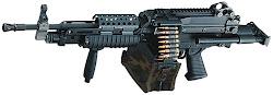 我最喜歡的機關槍