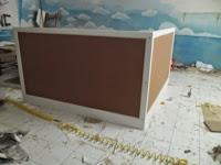 furniture kantor semarang - sekat partisi 01