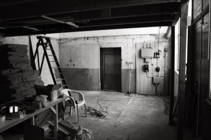 rebuilding Rafa-kids studio