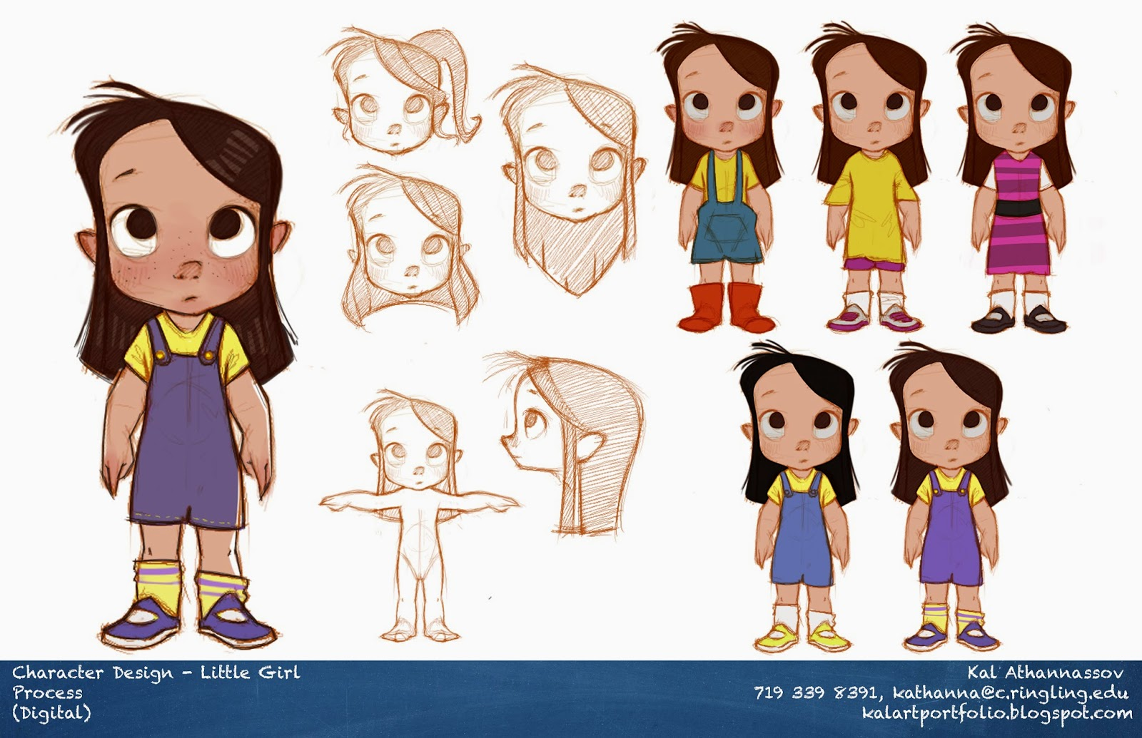 Character Design Little Boy : Kal art portfolio visual development spring