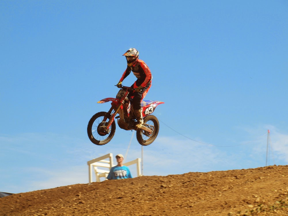 Cole Seely - Budds Creek 2013
