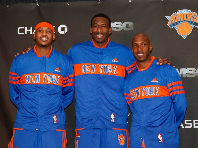 carmelo anthony knicks debut. Carmelo Anthony#39;s Knicks debut