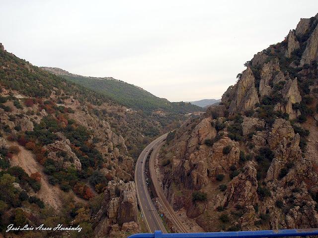 Desfiladero de Despeñaperros (Jaén)