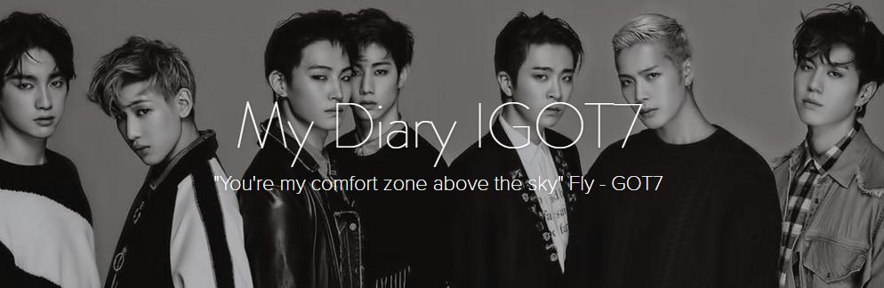 My Diary ♡ IGOT7