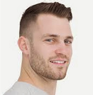 Short Romance Hairstyles for Men