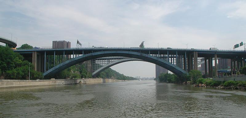 Bridge Of The Week New York City S Bridges Alexander Hamilton Bridge